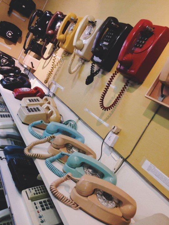 Telephone Museum of PEI interior 2