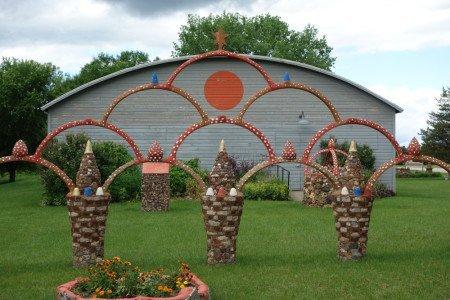 Prairie Moon Sculpture