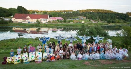River Clyde Pageant, New Glasgow, PEI, 2016