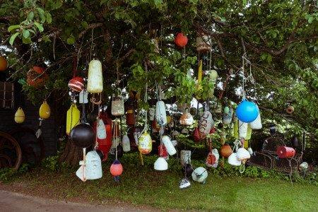 Island art environments - Back Road Folk Art