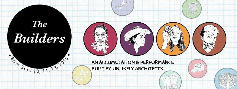 The Builders | Megan Stewart -banner