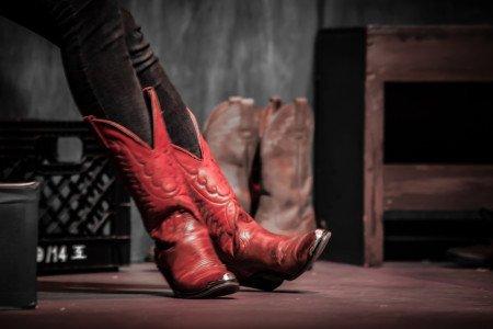Cowboy boots for Klasika - Photo by Paula Viitanen